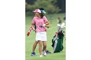 2010年 NEC軽井沢72ゴルフトーナメント2日目 高橋恵