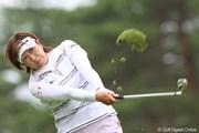 2010年 NEC軽井沢72ゴルフトーナメント2日目 福嶋晃子