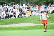 2010年 NEC軽井沢72ゴルフトーナメント2日目 有村智恵