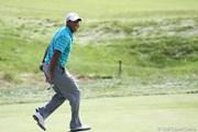 2010年 全米プロゴルフ選手権3日目 タイガー・ウッズ