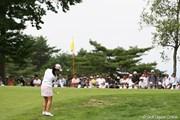 2010年 NEC軽井沢72ゴルフトーナメント最終日 宮里藍