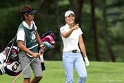 2010年 NEC軽井沢72ゴルフトーナメント最終日 甲田良美