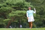 2010年 NEC軽井沢72ゴルフトーナメント最終日 福嶋晃子