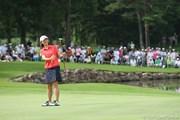 2010年 NEC軽井沢72ゴルフトーナメント最終日 李知姫