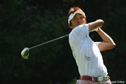 2010年 関西オープンゴルフ選手権競技初日 山下和宏