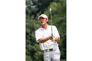 2010年 関西オープンゴルフ選手権競技初日 河井博大