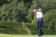 2010年 関西オープンゴルフ選手権競技2日目 上井邦浩