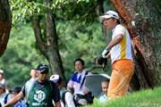 2010年 関西オープンゴルフ選手権競技2日目 高山忠洋