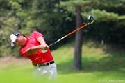 2010年 関西オープンゴルフ選手権競技3日目 谷口拓也