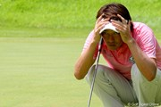 2010年 関西オープンゴルフ選手権競技3日目 山下和宏