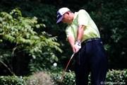 2010年 関西オープンゴルフ選手競技3日目 細川和彦