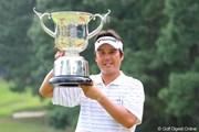 2010年 関西オープンゴルフ選手権競技最終日 野仲茂