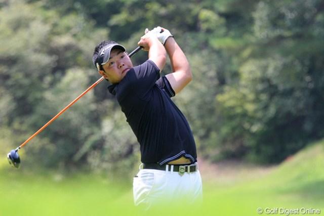今週は存在感を見せられず、44位タイで静かに終えた薗田峻輔