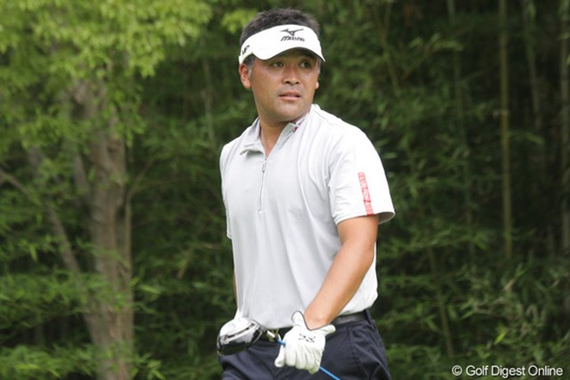 感覚派ゴルファーの手嶋多一は裸足でプレーしたいという!