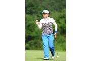 2010年 ニトリレディスゴルフトーナメント初日 有村智恵