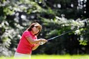 2010年 ニトリレディスゴルフトーナメント2日目 吉田弓美子