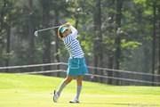 2010年 ニトリレディスゴルフトーナメント2日目 綾田紘子