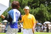 2010年 VanaH杯KBCオーガスタゴルフトーナメント最終日 S.K.ホ