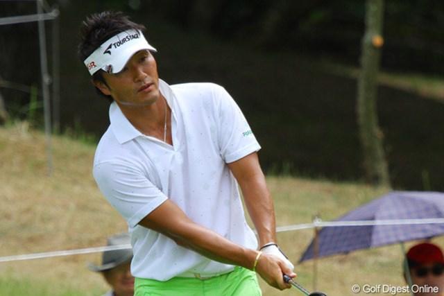 昨日が誕生日だった宮本勝昌。最終日は伸び悩み28位タイに終わる
