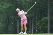 2010年 ニトリレディスゴルフトーナメント最終日 飯島茜