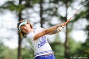 2010年 ニトリレディスゴルフトーナメント最終日 中村香織