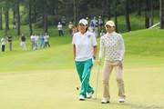 2010年 ニトリレディスゴルフトーナメント最終日 鬼澤信子