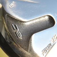 「ロイヤルコレクション BBD'S ツアーVS フェアウェイウッド」を試打レポート 新製品レポート ロイヤルコレクション BBD'S ツアーVS フェアウェイウッド NO.1