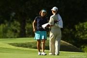2010年 日本女子プロゴルフ選手権大会コニカミノルタ杯初日 綾田紘子