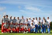 2010年 現代キャピタル招待 日韓プロゴルフ対抗戦初日 日韓代表