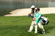 2010年 日本女子プロゴルフ選手権競技コミカミノルタ杯2日目 中園美香