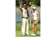 2010年 日本女子プロゴルフ選手権競技コミカミノルタ杯2日目 井上希