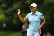 2010年 日本女子プロゴルフ選手権大会コニカミノルタ杯3日目 馬場ゆかり