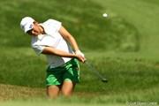 2010年 日本女子プロゴルフ選手権大会コニカミノルタ杯3日目 若林舞衣子