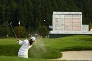2010年 日本女子プロゴルフ選手権大会コニカミノルタ杯3日目 横峯さくら