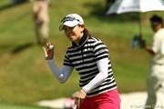 2010年 日本女子プロゴルフ選手権大会コニカミノルタ杯3日目 竹末裕美