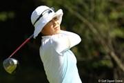 2010年 日本女子プロゴルフ選手権大会コニカミノルタ杯3日目 ヤング・キム