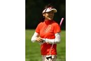 2010年 日本女子プロゴルフ選手権大会コニカミノルタ杯3日目 北田瑠衣