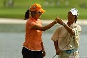 2010年 日本女子プロゴルフ選手権大会コニカミノルタ杯3日目 藤田幸希