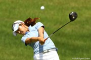 2010年 日本女子プロゴルフ選手権大会コニカミノルタ杯3日目 諸見里しのぶ