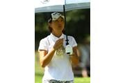 2010年 日本女子プロゴルフ選手権大会コニカミノルタ杯3日目 下村真由美