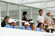 2010年 現代キャピタル招待 日韓プロゴルフ対抗戦2日目 日本チーム