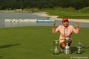 2010年 日本女子プロゴルフ選手権大会コニカミノルタ杯最終日 藤田幸希