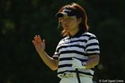 2010年 日本女子プロゴルフ選手権大会コニカミノルタ杯最終日 不動裕理