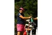 2010年 日本女子プロゴルフ選手権大会コニカミノルタ杯最終日 綾田紘子