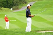2010年 現代キャピタル招待 日韓プロゴルフ対抗戦最終日 石川遼&キム・キョンテ