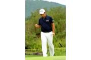 2010年 現代キャピタル招待 日韓プロゴルフ対抗戦最終日 薗田峻輔