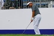 2010年 ANAオープンゴルフトーナメント初日 原口鉄也