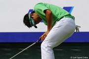 2010年 ANAオープンゴルフトーナメント初日 富田雅哉