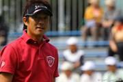 2010年 ANAオープンゴルフトーナメント初日 山下和宏