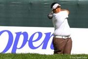 2010年 ANAオープンゴルフトーナメント2日目 キラデク・アフィバーンラト